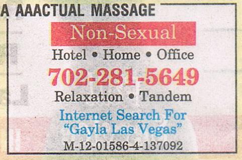 happy ending massage male North Las Vegas, Nevada